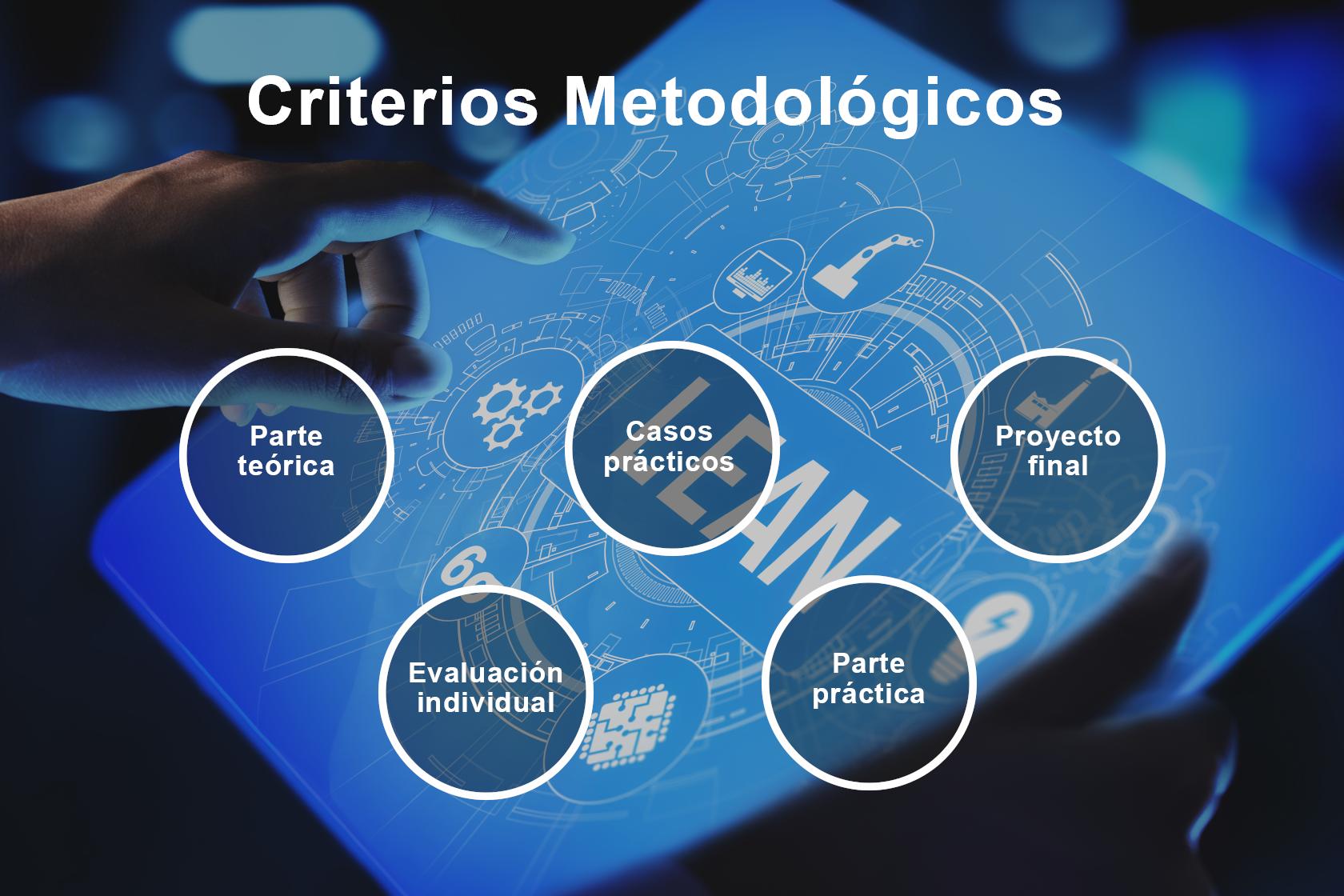 Criterios Metodológicos